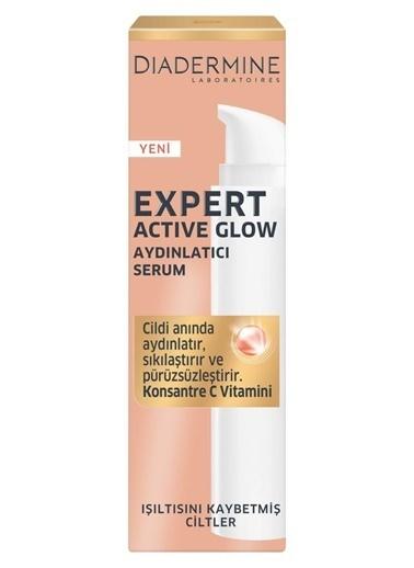 Diadermine Diadermine Expert Active Glow Aydınlatıcı Serum 40 Ml Renksiz